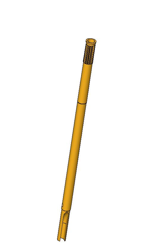 Receptacle KS-075 M
